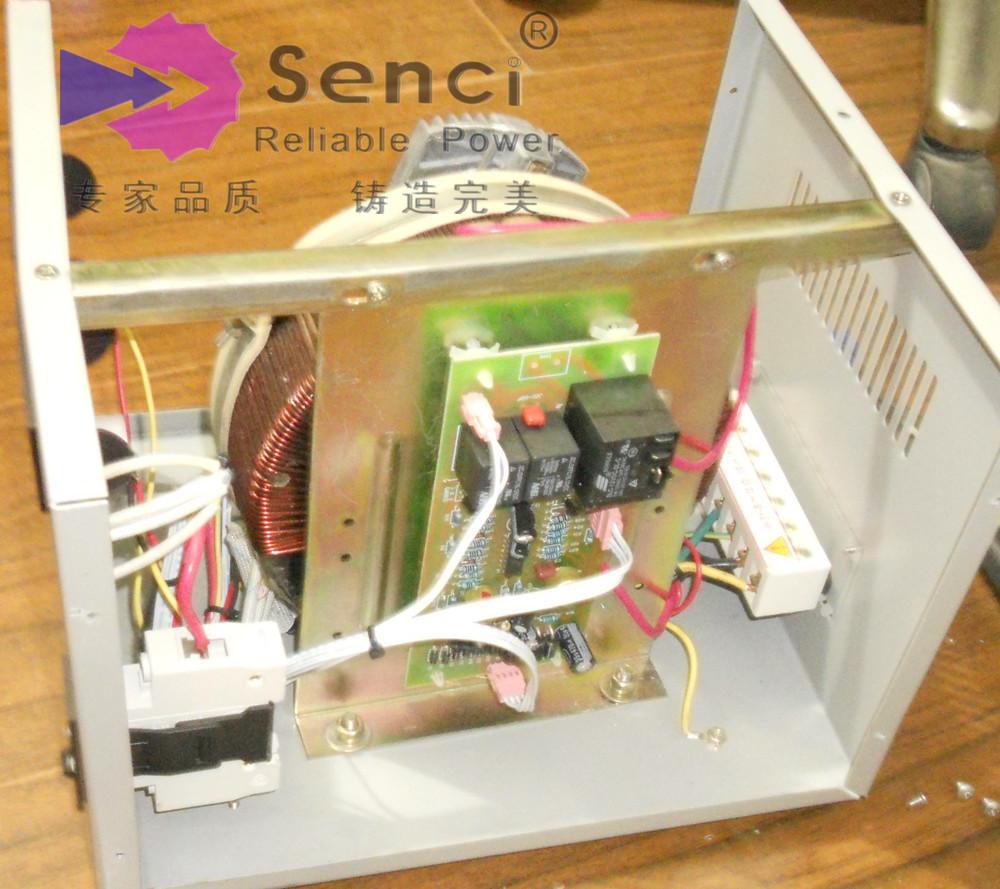 svc-3000va单相高精度全自动交流稳压器